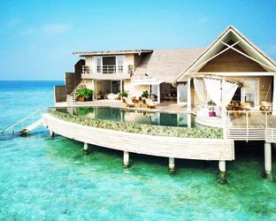 Lagoon Villa At Maldives