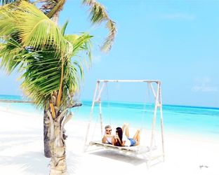 Maldives,picture You In<br>Summertime