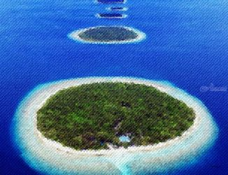 Maldives-small-islands