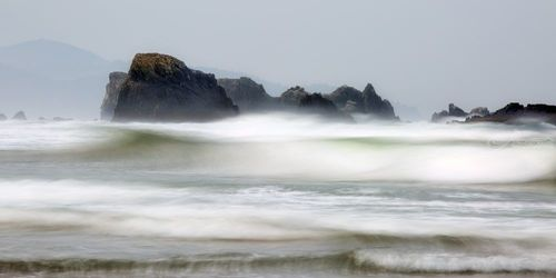 Morning Waves, Photography, Photorealism, Landscape,Seascape, Photography: Premium Print, By Mike DeCesare