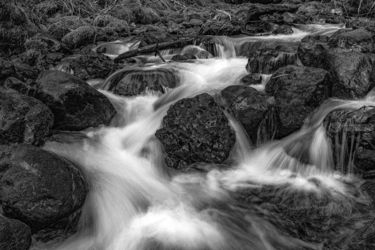 Mountain Stream, Photography, Photorealism, Landscape,Seascape, Photography: Premium Print, By Mike DeCesare
