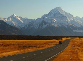 Mt Cook 36, Photography, Photorealism, Landscape, Canvas,Digital,Photography: Metal Print,Photography: Photographic Print,Photography: Premium Print,Photography: Stretched Canvas Print, By Ernest Wong