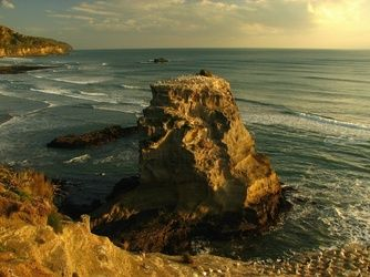 Muriwai 19, Photography, Fine Art, Landscape, Canvas,Photography: Photographic Print,Photography: Stretched Canvas Print, By Ernest Wong