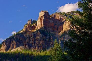 Natural Cathedral, Photography, Photorealism, Landscape, Photography: Premium Print, By Mike DeCesare