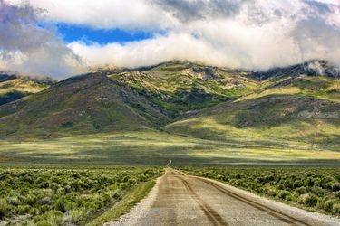 Nevada Landscape, Photography, Photorealism, Landscape, Photography: Premium Print, By Mike DeCesare