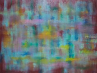 On the eve of change, Paintings, Abstract,Fine Art,Modernism, Fantasy, Canvas,Oil, By Ivan Klymenko