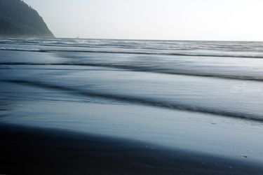 Morning Waves, Photography, Photorealism, Seascape, Photography: Premium Print, By Mike DeCesare