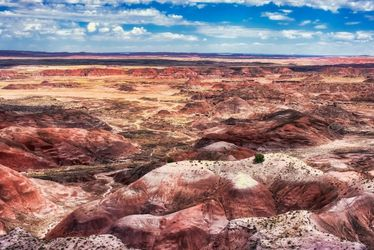Painted Desert, Photography, Photorealism, Landscape, Photography: Premium Print, By Mike DeCesare