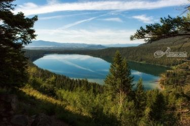 Phelps Lake, Photography, Photorealism, Landscape, Photography: Premium Print, By Mike DeCesare