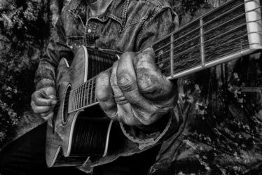 Playin The Blues, Photography, Performance Art, Music, Photography: Premium Print, By kevin cable