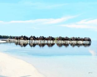 Reflection Of Water Villas /<br>Maldives