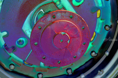 Rims n' Bolts, Digital Art / Computer Art, Abstract,Pop Art, Conceptual, Photography: Photographic Print, By Rich Mengel