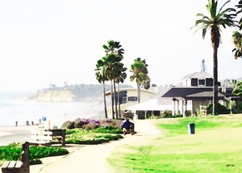 Seagrove Park-powerhouse Park<br>Del Mar 1 California