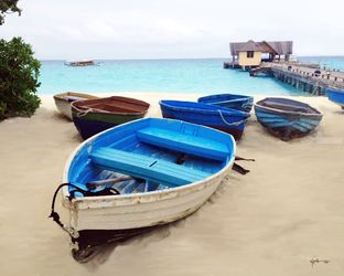 Shore Boats / Maldives