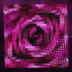 spiral rose purple, Digital Art / Computer Art, Abstract,Pop Art, Decorative, Digital, By Dmitry Posudin
