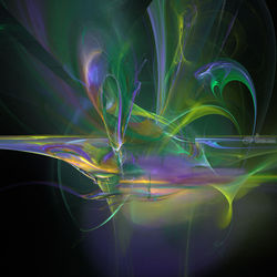 Stardust, Digital Art / Computer Art, Abstract, 3-D, Digital, By Jean-François Dupuis