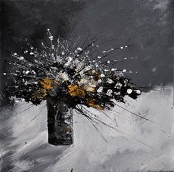 still life 44, Paintings, Impressionism, Decorative, Canvas, By Pol Ledent