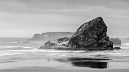 Still Standing, Photography, Photorealism, Seascape, Photography: Premium Print, By Mike DeCesare