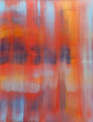 Sunset, Paintings, Abstract,Fine Art,Modernism, Fantasy, Canvas,Oil, By Ivan Klymenko