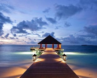 this way/Maldives