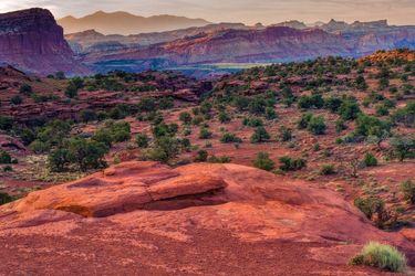 Utah Sunrise, Photography, Fine Art,Photorealism, Landscape,Nature, Photography: Premium Print, By Mike DeCesare