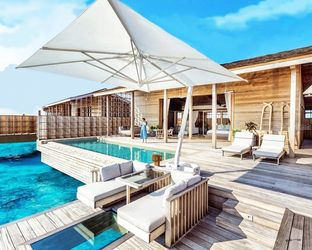 Villas With Ultra-modern<br>Amenities/maldives