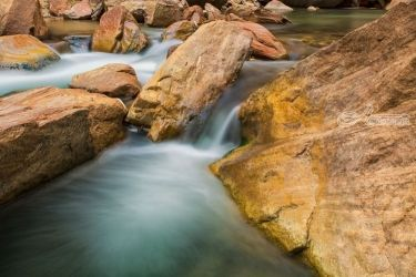Virgin River, Photography, Photorealism, Landscape, Photography: Premium Print, By Mike DeCesare