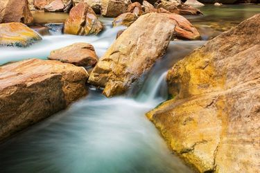 Virgin River, Photography, Photorealism, Landscape,Seascape, Photography: Premium Print, By Mike DeCesare
