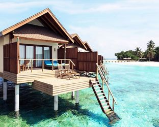 Water Villa / Maldives