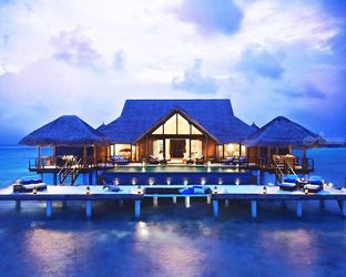 Water Villa/ Resort In<br>Maldives