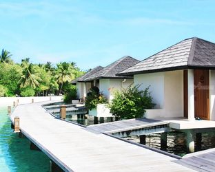 Water Villas Of Maldives<br>Islands