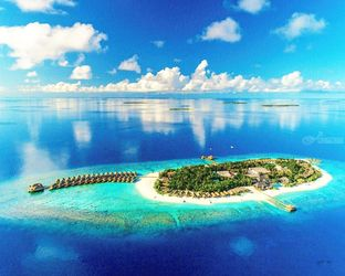 Wonderful Day In Maldives