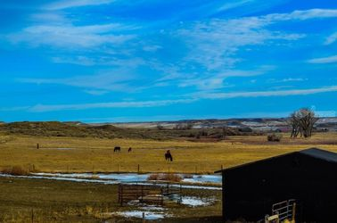 Wyoming Cowboy Country, Architecture, Fine Art, Landscape, Photography: Photographic Print, By Jim Stewart