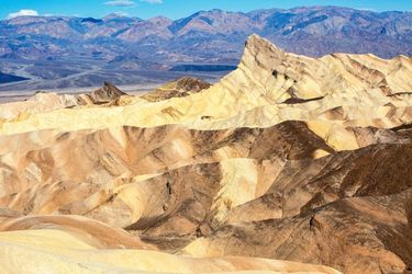 Zabriski Point, Photography, Photorealism, Landscape, Photography: Premium Print, By Mike DeCesare