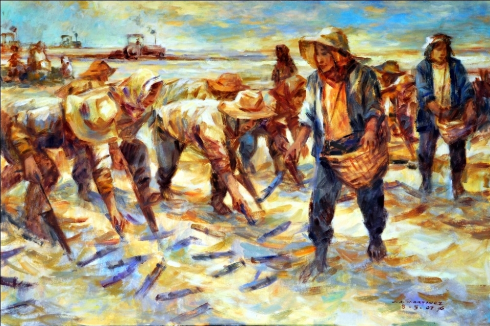 Famous Country Paintings