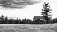 """Old Barn"", Photography, Commercial Design, Architecture, Photography: Stretched Canvas Print, By Michael C Bertsch"