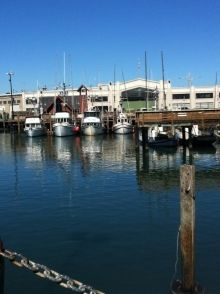 Pier 49 of San Francisco California., Photography, Fine Art, Nature, Photography: Photographic Print, By Catherine Bayani