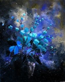 still life 0607, Paintings, Impressionism, Decorative, Canvas, By Pol Ledent