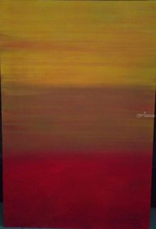 The place we live in, Paintings, Abstract, Conceptual, Canvas,Oil, By supreet gujral