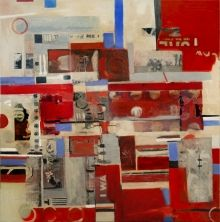 The Story of Rules, Paintings, Abstract, Avant-Garde, Mixed, By adi zur