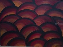 untitled-2, Paintings, Abstract,Fine Art,Modernism, Composition, Canvas,Oil, By supreet gujral