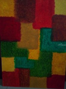 urban, Paintings, Abstract,Cubism,Fine Art,Modernism, Cityscape,Conceptual, Canvas,Oil, By supreet gujral